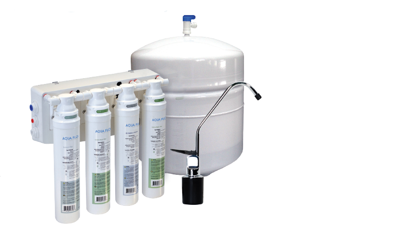 Reverse Osmosis Water Filter Keego Harbor MI - Ayers Water Systems - QCRO_picture