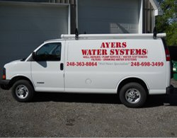 Water Conditioning Company Northville MI