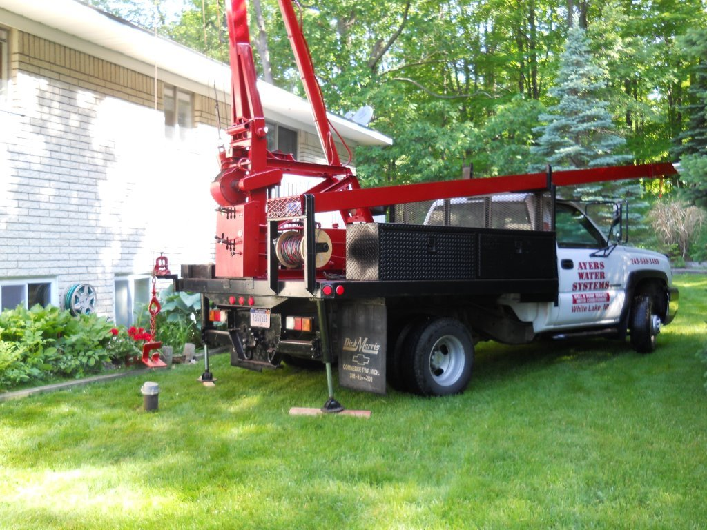 Well Pump Repair & Replacement in White Lake MI | Ayers Water Systems - DSCN0031